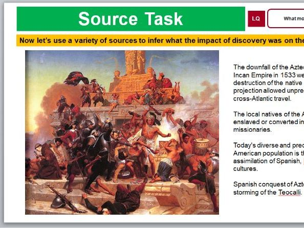 The Renaissance - Age of Discovery and Exploration