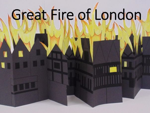 Great Fire of London Creative Project