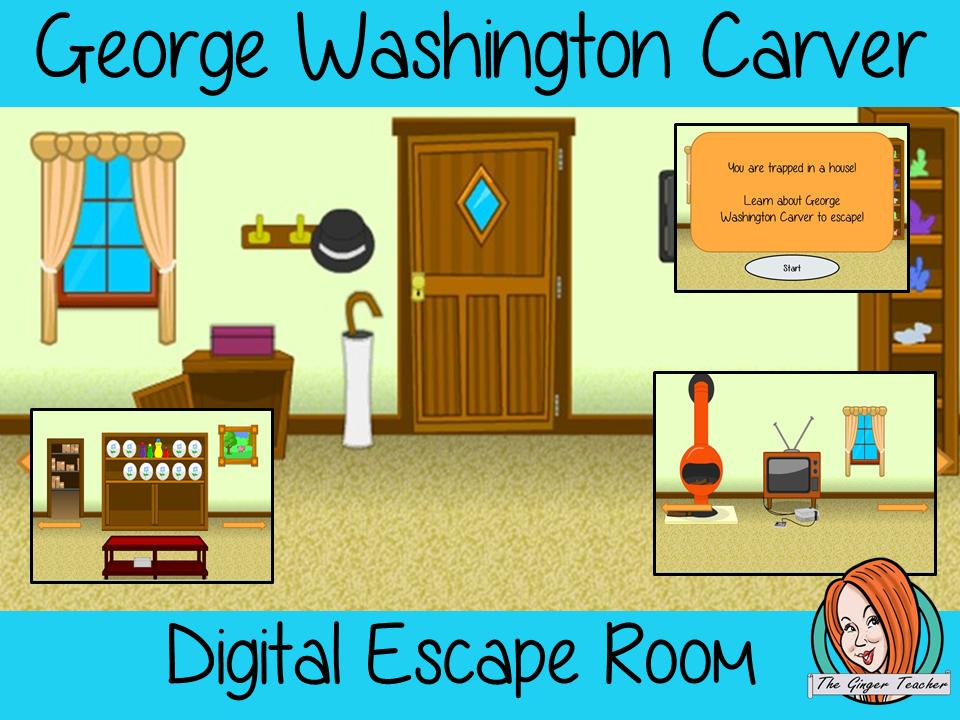George Washington Carver Escape Room