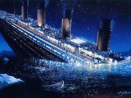 Titanic Context Powerpoints