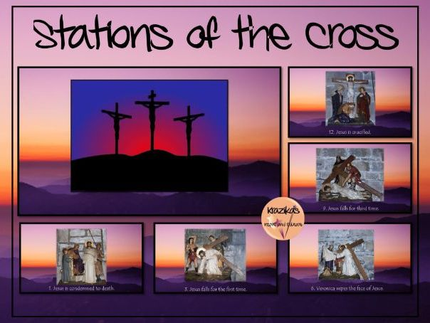 Easter: Stations of the Cross
