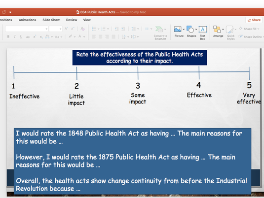 Public Health Acts