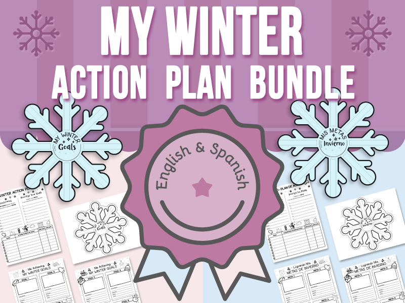 My Winter - Action Plan BUNDLE