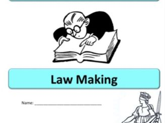 Law Making Notes