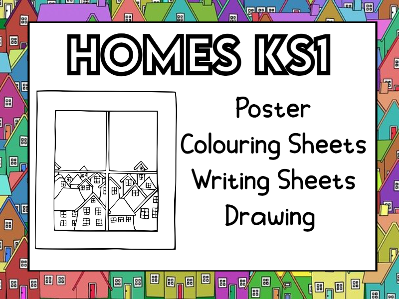 Homes Topic Resources KS1