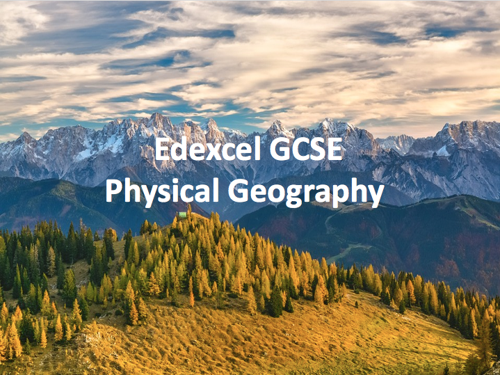 Edexcel Physical Geography