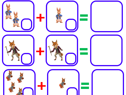 Peter Rabbit Maths for Early Years and SEN
