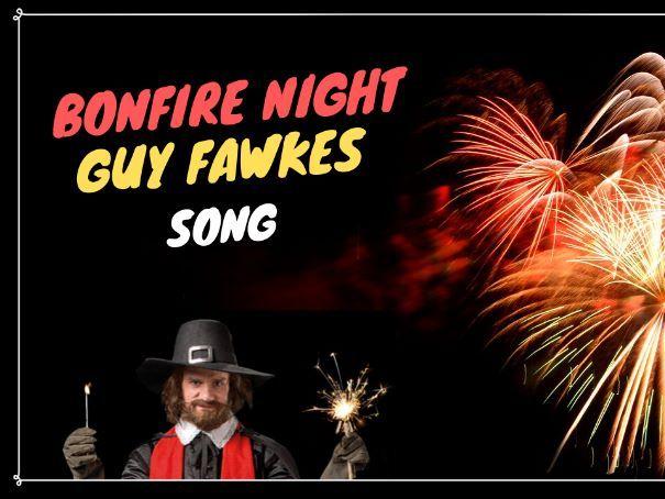 Guy Fawkes / Bonfire Night song | History | La La La Learn