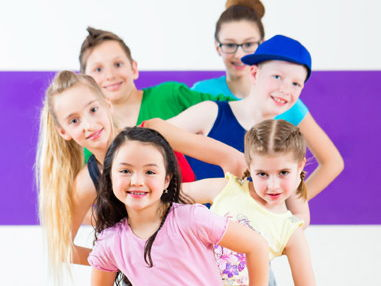 Across the floor ideas - Hip Hop for kids