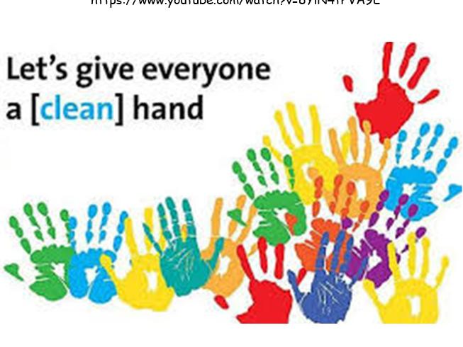 World Hand Hygiene Day Assemby