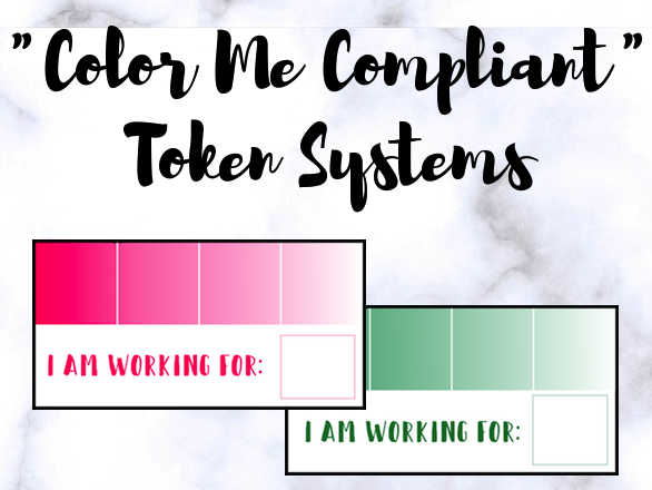 Color Me Compliant! Token System