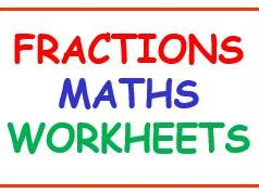 Simplifying Fractions Revision