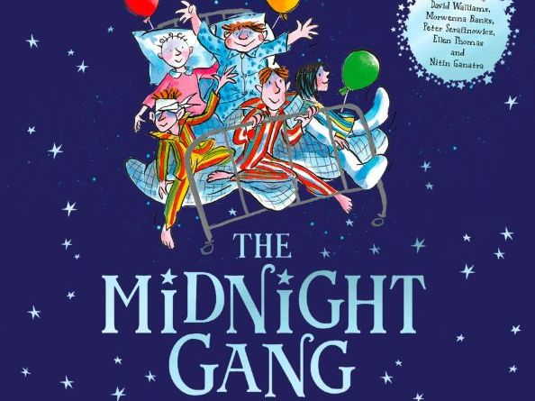 The Midnight Gang guided reading questions and book study