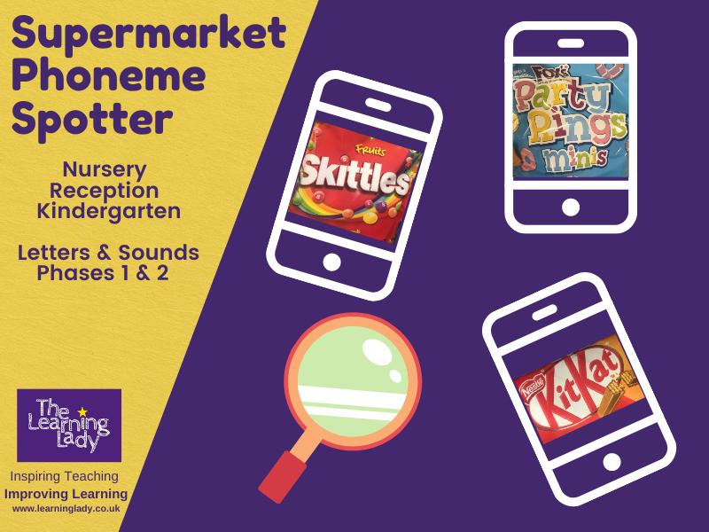 Supermarket Phoneme Spotter