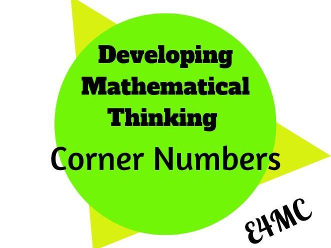 Corner Numbers :