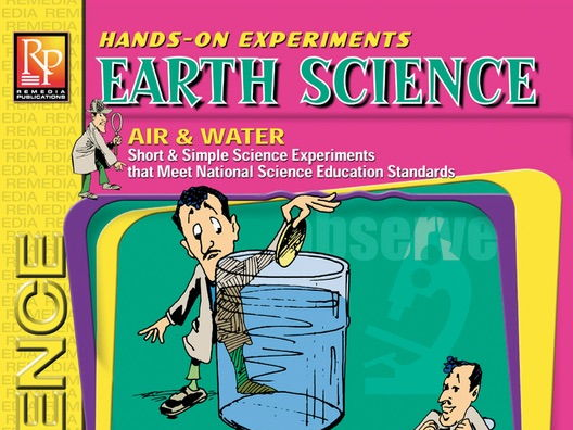 Earth Science: 15 Hands-On Science Experiments