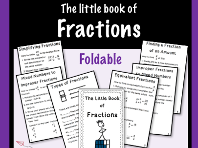 The Little Book of Fractions