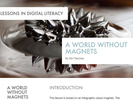 A World without Magnets - Lessons in Digital Literacy