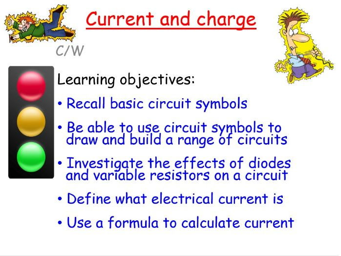 New AQA GCSE Physics: Current and Charge
