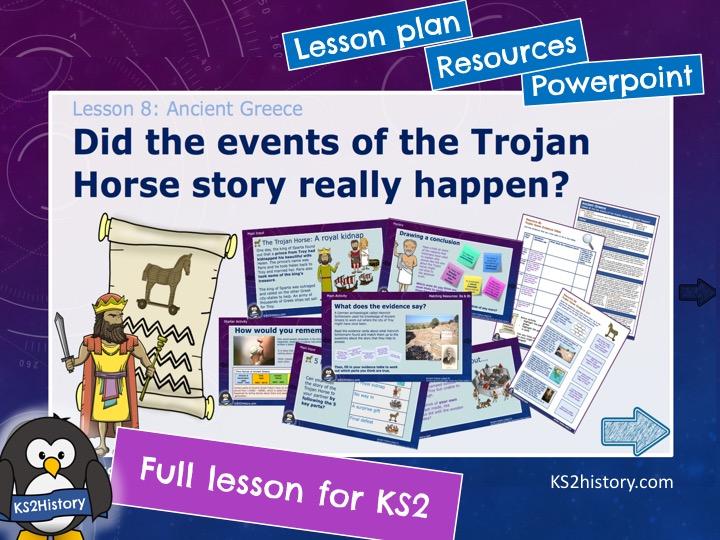 Trojan Horse: Enquiry (Lesson for KS2)