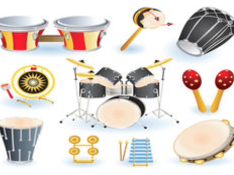 Percussion Song
