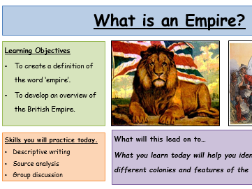 What is an Empire?