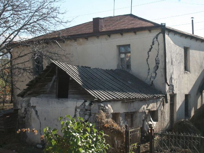 Earthquakes: Buildings: Samtskhe-Javakheti, Georgia: Where We Live