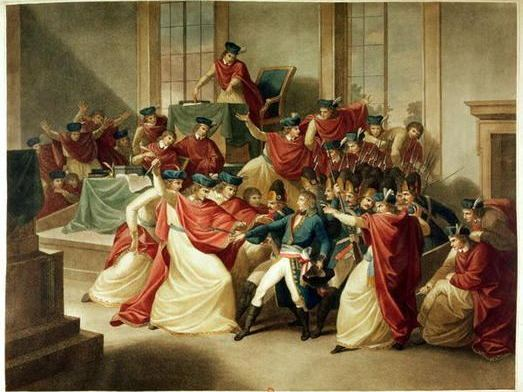 Coup of Brumaire