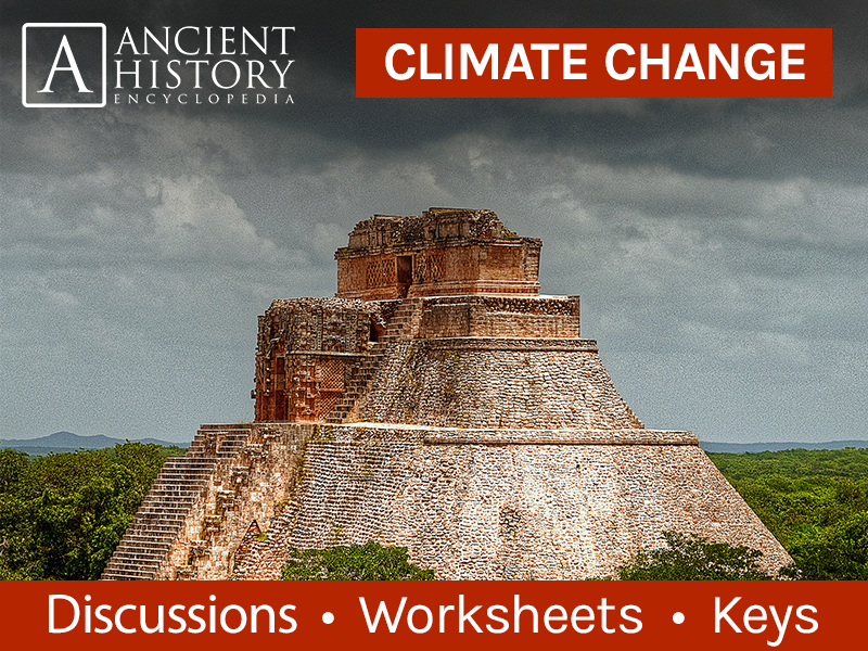 Climate Change & Disaster - Linking Antiquity and Present