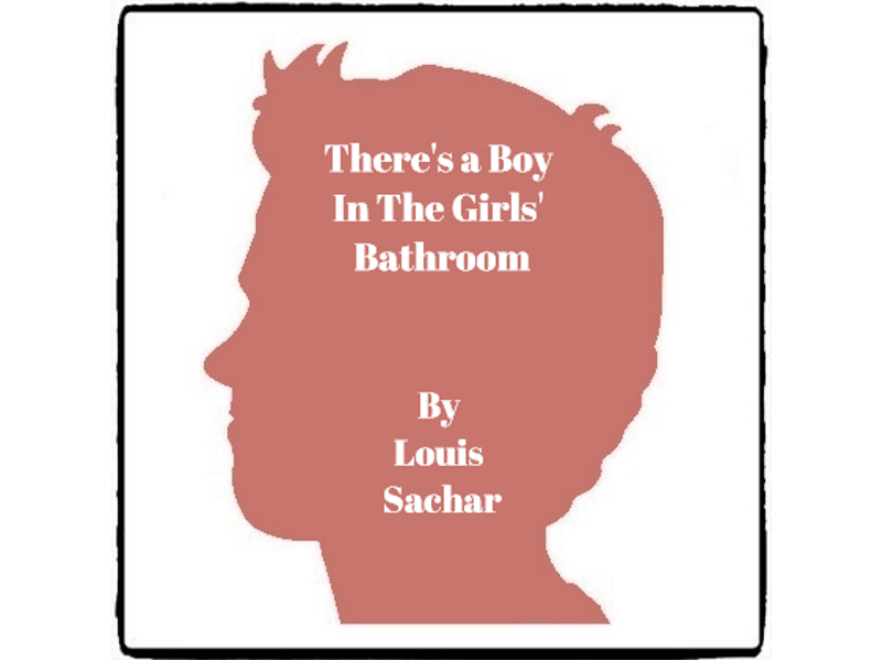 There's a Boy In The Girls' Bathroom - (Reed Novel Studies)