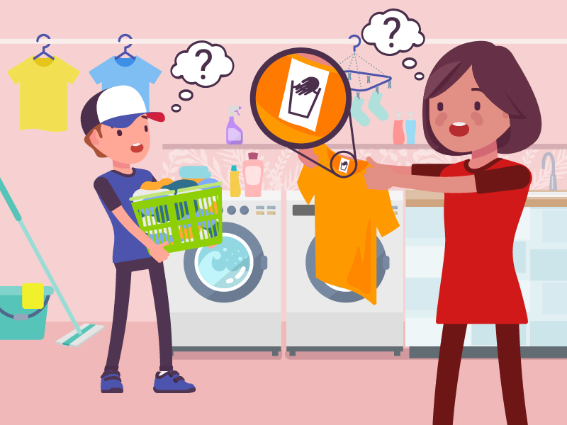 DT Laundry (computing activity)
