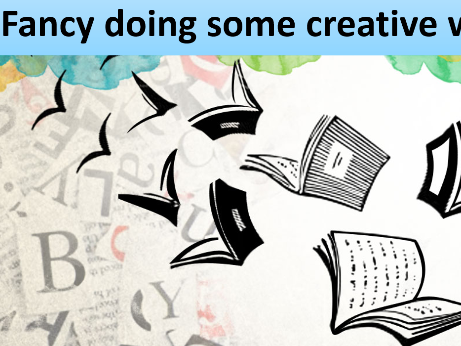 Writing about a pandemic - creative writing bundle!!!
