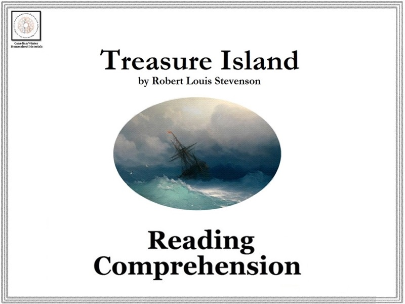 Treasure Island Reading Comprehension (Extras Only)
