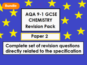 NEW (9-1) AQA GCSE CHEMISTRY TOPIC 6 PPT