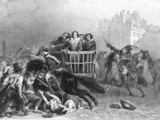 AQA - 2H - France in Revolution, 1774–1815: Part one: The End of Absolutism and the French Revolution, 1774–1795 - The Emergence and Spread of the Terror, September 1792–1795