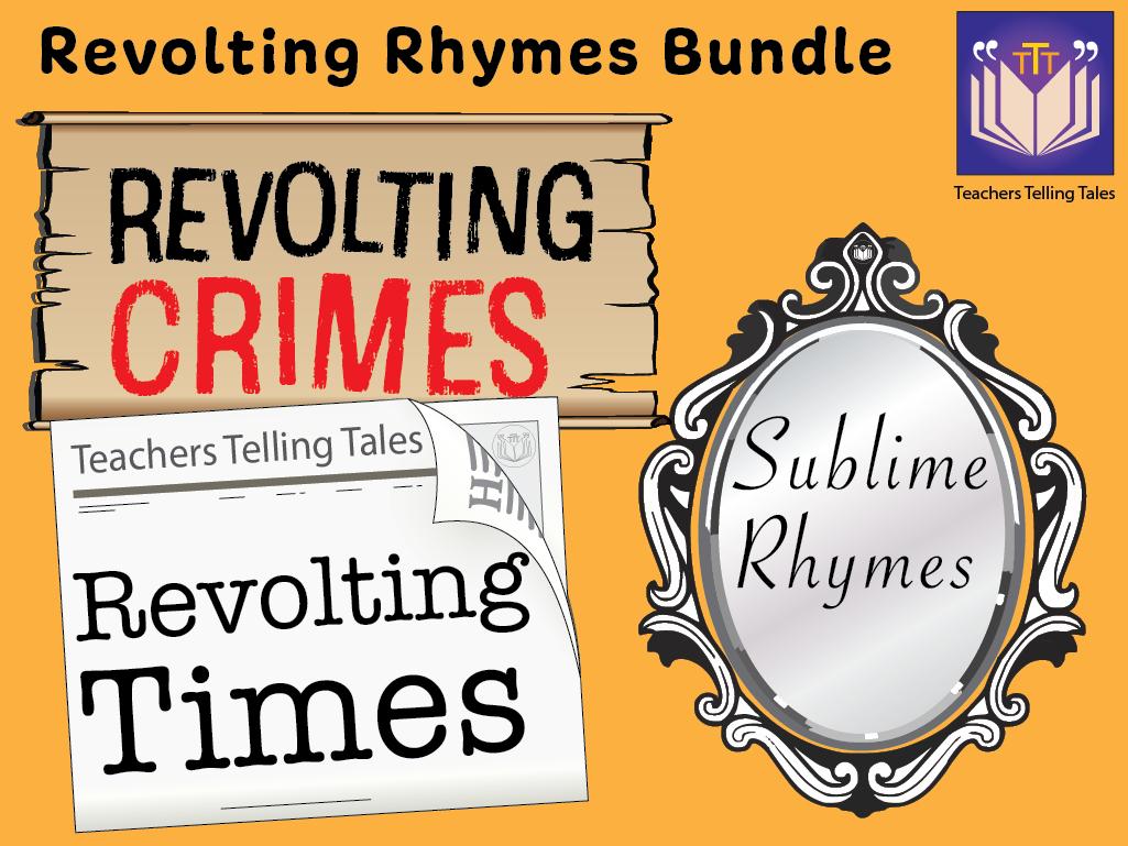 Revolting Rhymes Bundle