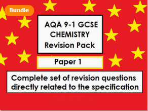 NEW (9-1) AQA GCSE CHEMISTRY TOPIC 3 PPT