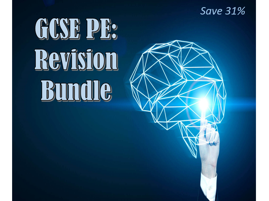GCSE PE Edexcel - Revision Game Bundle