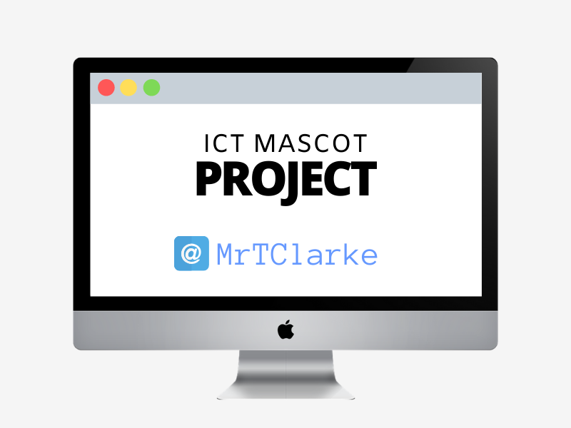 ICT Mascot Project [KS3]