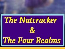 Movie The Nutcracker and the Four Realms comprehension with key