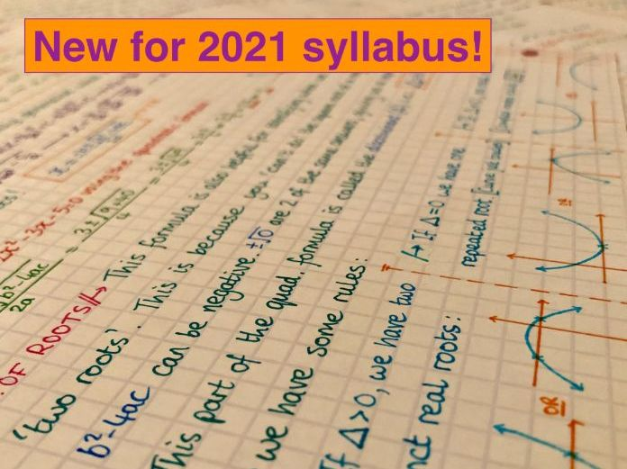 IB Maths AI SL - Topic 2 Functions Notes