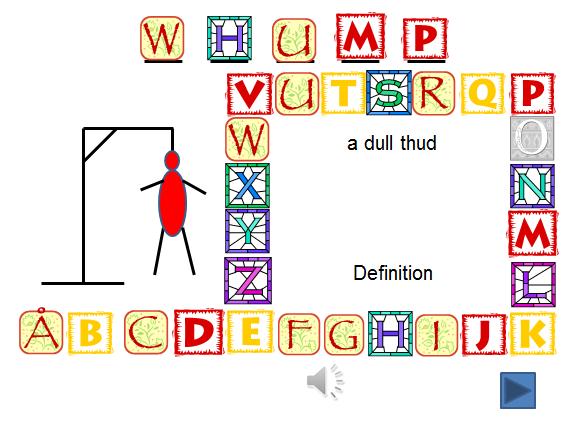 Hangman PowerPoint