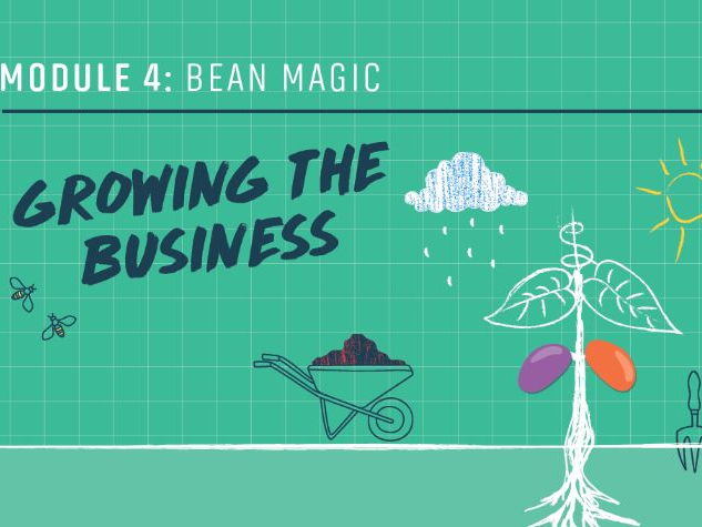 Bean Magic - Growing the Business, Full Set