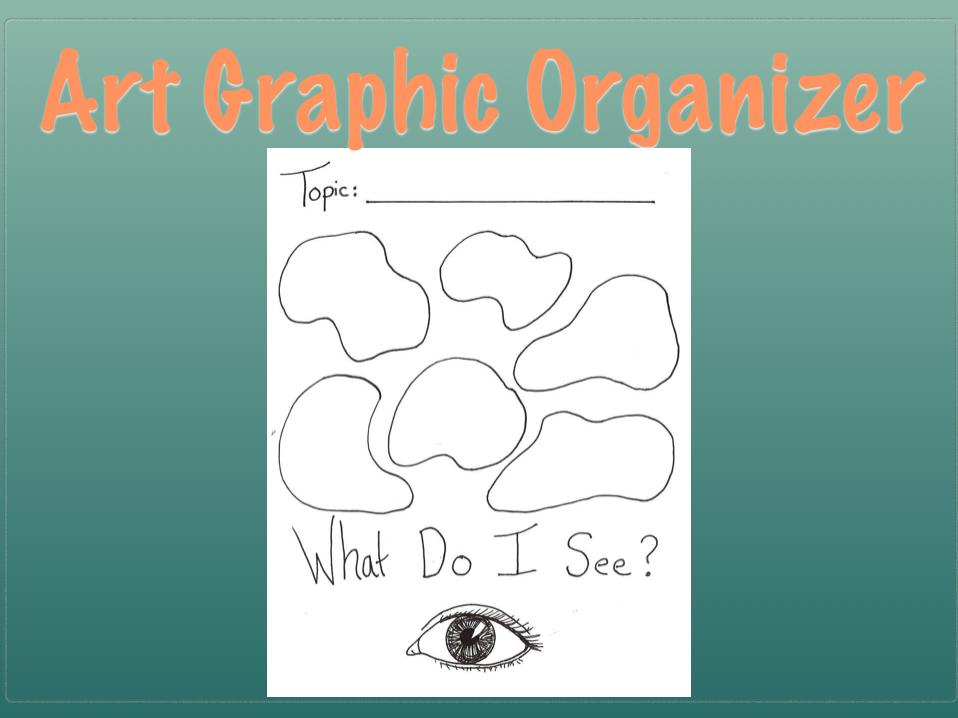 Art Graphic Organizer