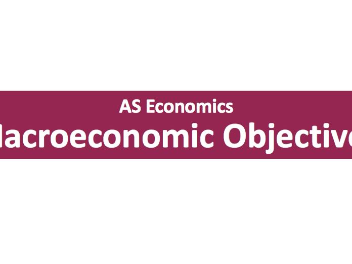 A Level Economics Macroeconomic Objectives