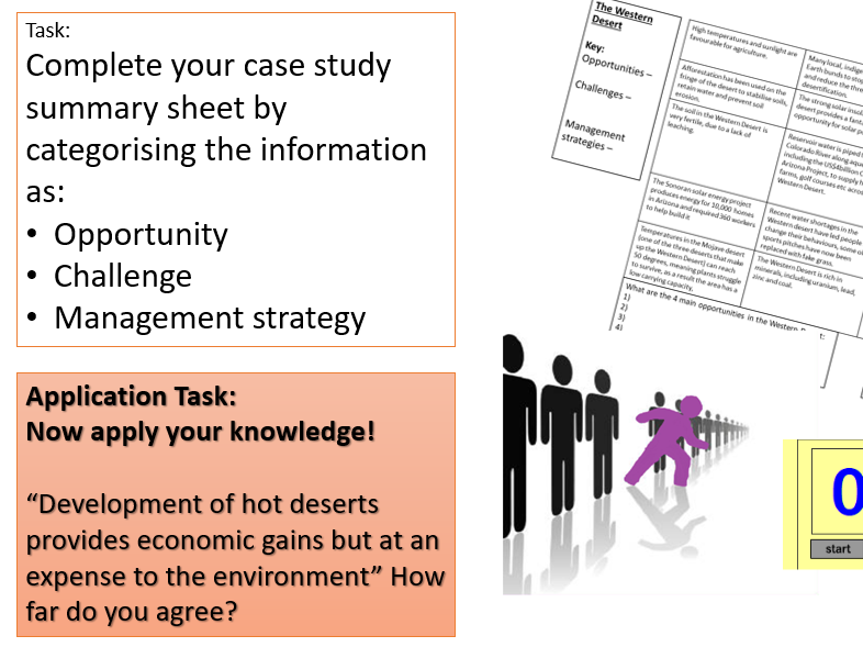 AQA GCSE Geography Revision Lessons/SOW