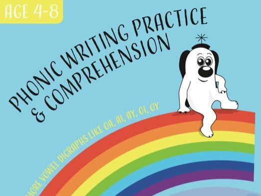 Writing And Comprehension Practice: Is Zoggy A UFO (4-8 years)