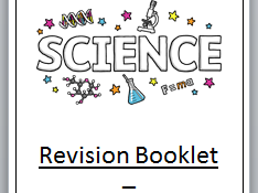 Year 8 Science Revision booklet for biology and physics KS3
