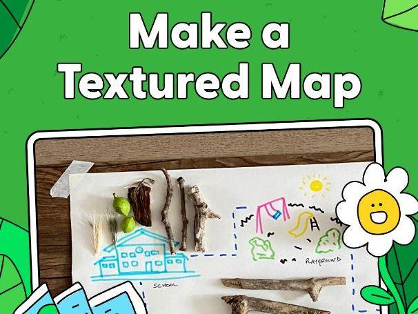 Activity - Make a Textured Map