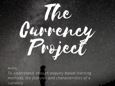 AQA / OCR GCSE IGCSE Economics - Role of Money and currency  project - fun summer project